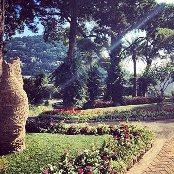 Capri-Augustus-Park
